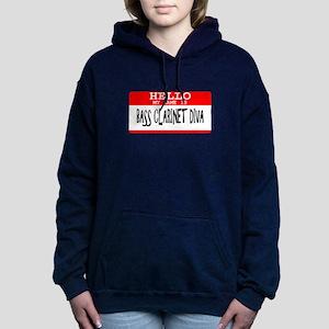 Music Women's Hooded Sweatshirt