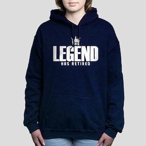 The Legend Has Retired Sweatshirt
