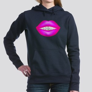 lips-braces Sweatshirt