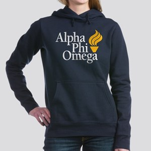 Alpha Phi Omega Fraterni Women's Hooded Sweatshirt