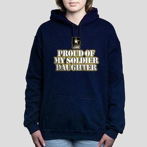 Soldier Daughter Women's Hooded Sweatshirt
