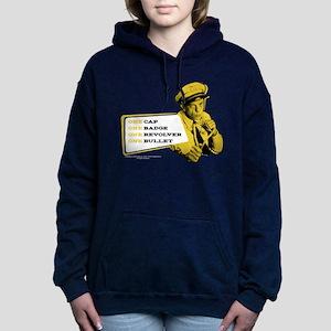 Barney Fife One Women's Hooded Sweatshirt