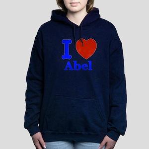 I love Abel Hooded Sweatshirt