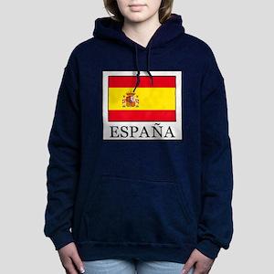 España Women's Hooded Sweatshirt