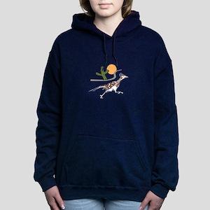ROADRUNNER SCENE Women's Hooded Sweatshirt