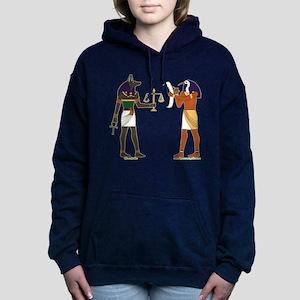 Anubis and Thoth Art Sweatshirt