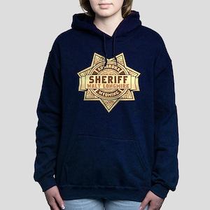 Sheriff Longmire Women's Hooded Sweatshirt