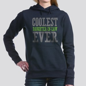 Coolest Daughter-In-Law Ever Hooded Sweatshirt