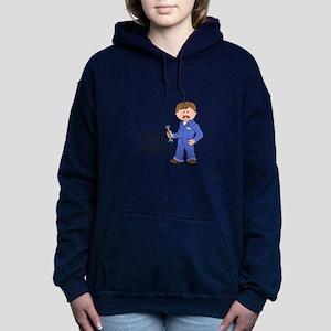 AUTO SERVICE Women's Hooded Sweatshirt