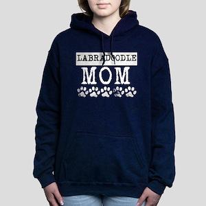 Labradoodle Mom Women's Hooded Sweatshirt