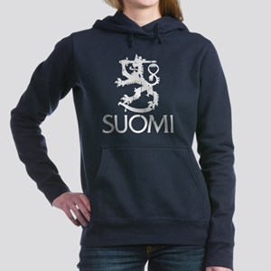 Sisu Women's Hooded Sweatshirt