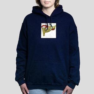 Pathfinder Women's Hooded Sweatshirt