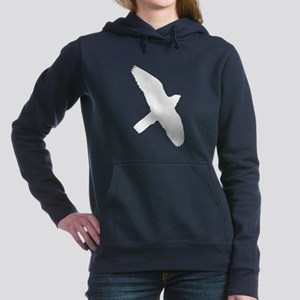Peregrine Falcon Silhouette Hoody Sweatshirt