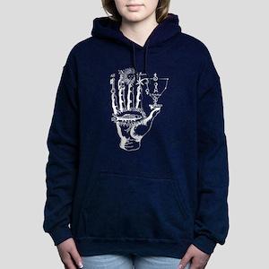 Esoteric Symbols - Alche Women's Hooded Sweatshirt