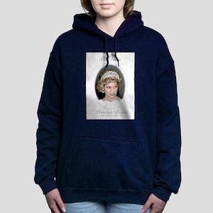 God Bless Princess Diana Women's Hooded Sweatshirt