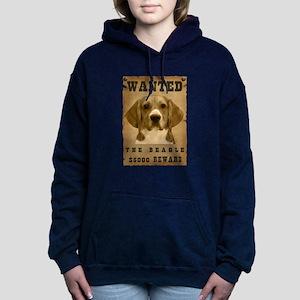 16-Wanted _V2 Hooded Sweatshirt