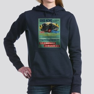 Vintage poster - Florida Women's Hooded Sweatshirt
