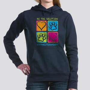 Be The Solution Square Sweatshirt