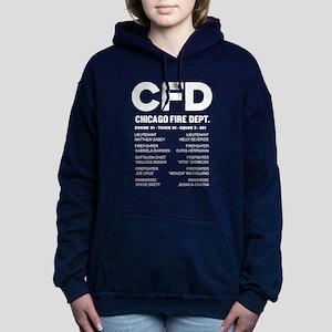 CFD Chicago Fire Department T Shirt Sweatshirt