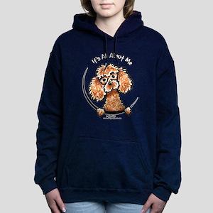 Apricot Poodle IAAM Sweatshirt