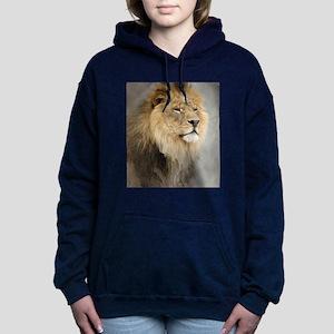 Lion Lovers Hooded Sweatshirt