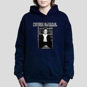 Notorious RBG Women's Hooded Sweatshirt