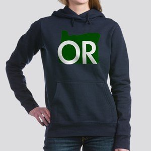 OR Women's Hooded Sweatshirt