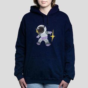Future Astronaut Women's Hooded Sweatshirt