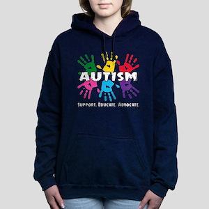 Autism Awareness Women's Hooded Sweatshirt
