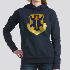 12TH TACTICAL FIGHTER WI Women's Hooded Sweatshirt
