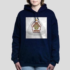 Traditional Fire Departm Women's Hooded Sweatshirt