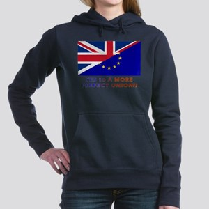 Perfect Union Women's Hooded Sweatshirt