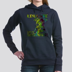 PITBULL Women's Hooded Sweatshirt