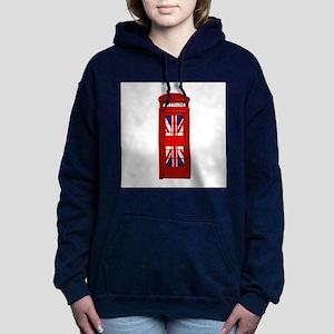 LONDON Professional Phot Women's Hooded Sweatshirt