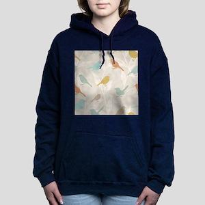 Pretty Birds Women's Hooded Sweatshirt