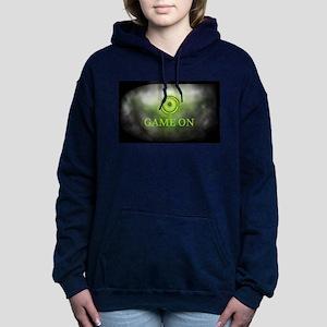 Game On Women's Hooded Sweatshirt