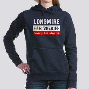 Longmire for Sheriff Sweatshirt