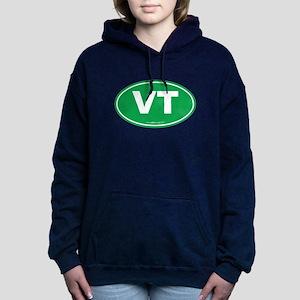 Vermont VT Euro Oval GRE Women's Hooded Sweatshirt