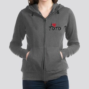 I Love Toto (Wizard of Oz) Sweatshirt