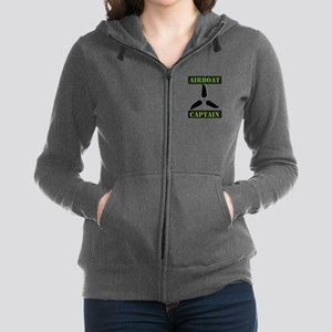 Airboat Captain Sweatshirt