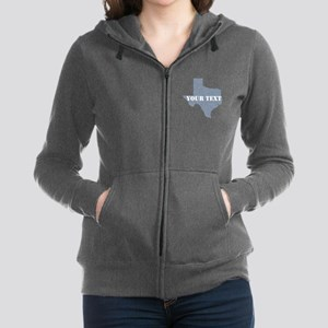 Personalize it Women's Zip Hoodie