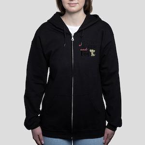 Wine & Dog Sweatshirt