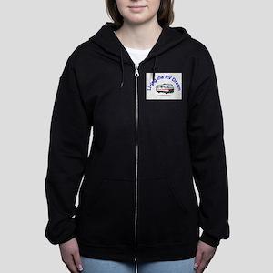 mag_sign_logo2 Women's Zip Hoodie