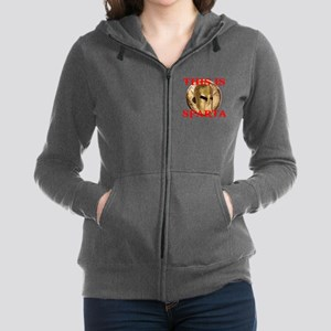 THIS IS SPARTA Zip Hoodie