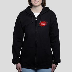 The 100 ALIE Women's Zip Hoodie