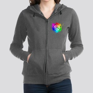 The 100 Heda (Pride Version) Women's Zip Hoodie
