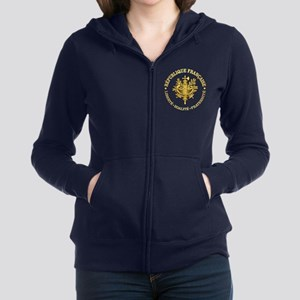 French National Emblem Women's Zip Hoodie