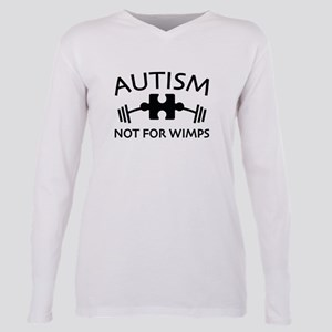 Autism Not For Wimps T-Shirt