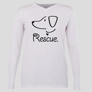 Rescue Dog Women's T-Shirt