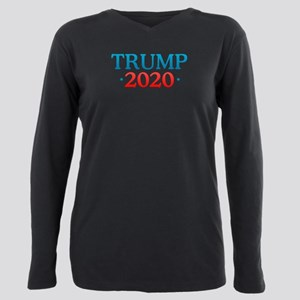 Donald Trump - 2020 Plus Size Long Sleeve Tee